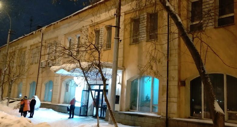 Дом актера Новосибирск
