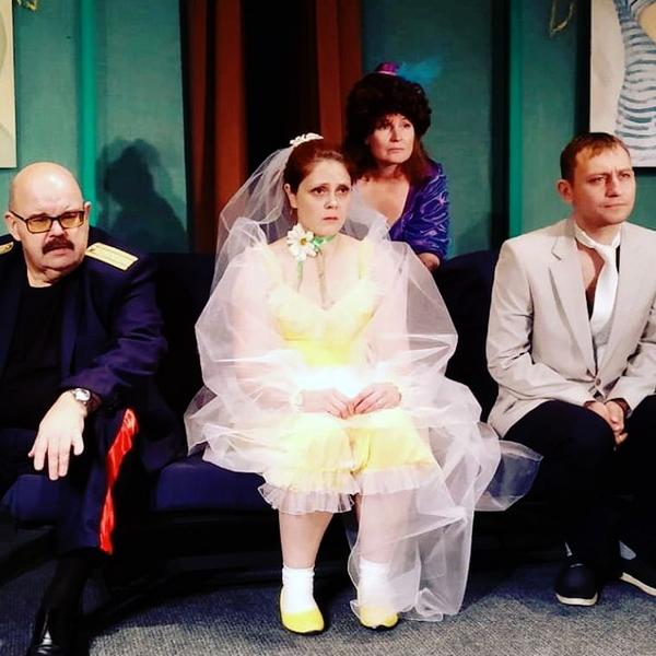 Спектакли Новосибирский классический театр