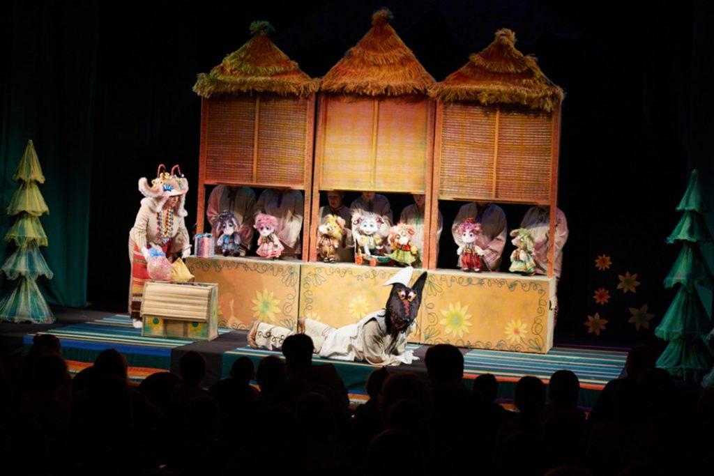 Спекутакль Новосибирский театр кукол